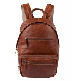 Cowboysbag Cowboysbag - Bag Healy - laptop rugzak - Cognac