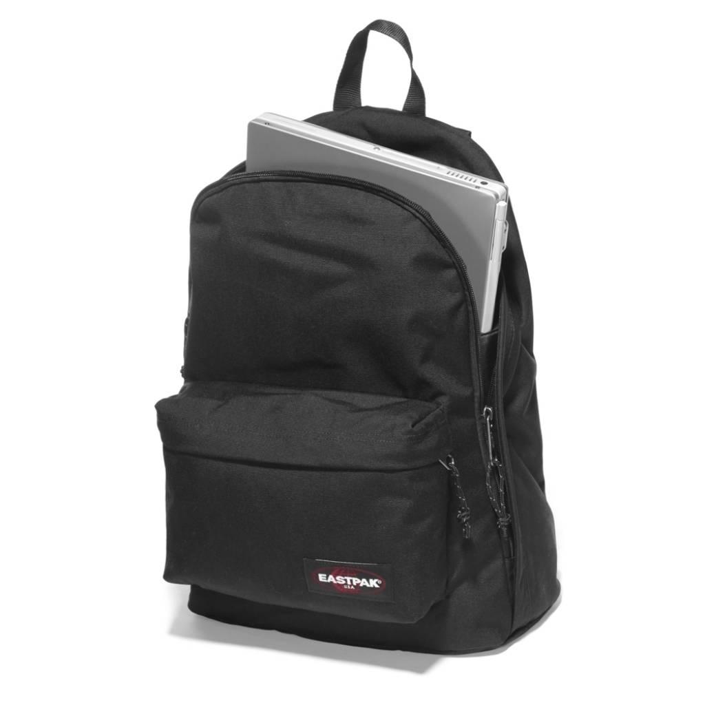 Eastpak Eastpak Out Of Office FF Khaki 15 inch laptop rugtas van Eastpak schooltas