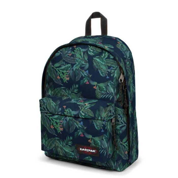 Eastpak Eastpak Out Of Office Green Brize 15 inch laptop rugtas van Eastpak schooltas