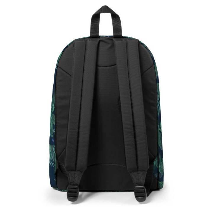 Eastpak Eastpak Out Of Office Green Brize 15 inch laptop rugtas van Eastpak schooltas