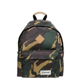 Eastpak Eastpak Padded Pak'r Into Camo met laptopvak
