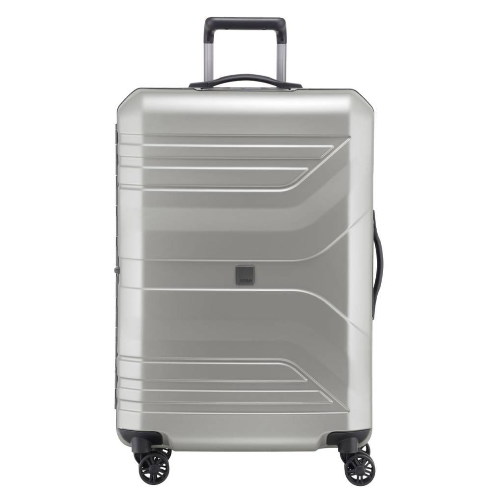 Titan Titan Prior Zip trolley L Ice Silver 77cm