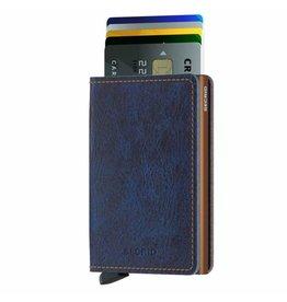 Secrid Secrid Slim Wallet Indigo 5 pasjeshouder