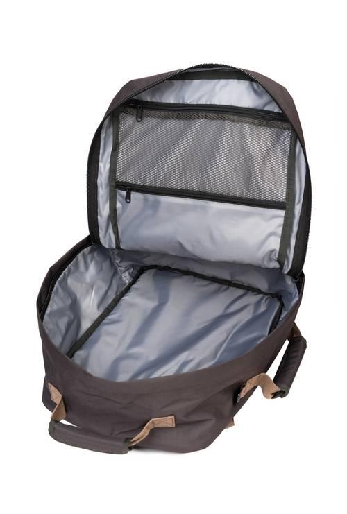 Cabinzero Cabinzero Classic 36L - handbagage rugzak - Black Sand