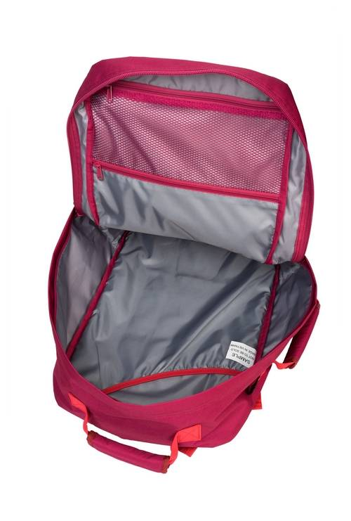 Cabinzero Cabinzero Classic 36L - handbagage rugzak - Jaipur Pink