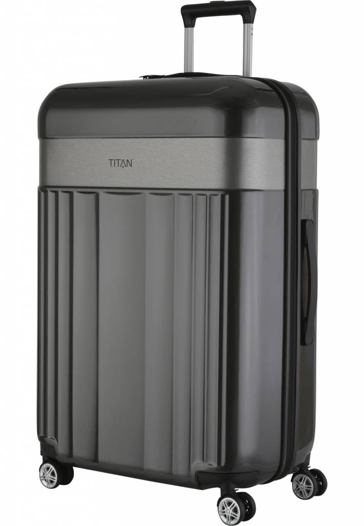 Titan Titan Spotlight Flash 76cm - Anthracite - reiskoffer