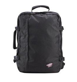 Cabinzero Cabinzero Classic 44L -  handbagage rugzak -  Absolute Black