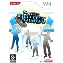 Dancing Stage Hottest Party (Wii Dance Game) (zonder dansmat)