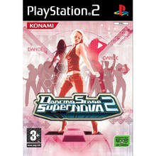 Dancing Stage Supernova 2 (PS2 Dance Game)(Dutch)