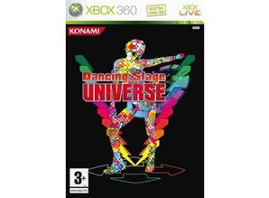 Dancing Stage Universe (Xbox360 Dance Game) (Game only)