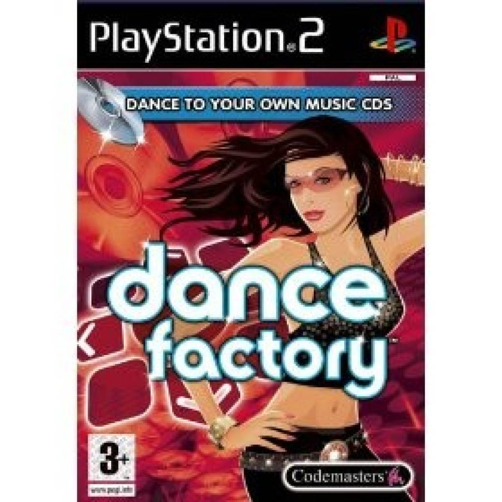 Games Factory 2 Games Dance Factory Ps2 Dance Game