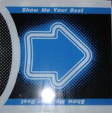 Replacement Arrow Left/Right BLUE (voor TX1000 en TX2000)