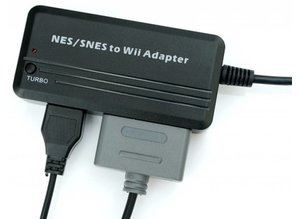 NES/SNES Controller Adapter für Wii Remote
