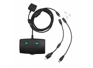 Replacement 3in1 Control Box - PS2/Xbox1/PC USB