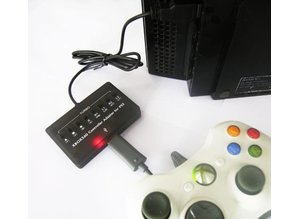 XBOX 360 Controller Adapter for PS3