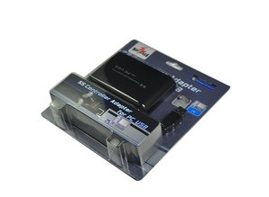 Sega Saturn SS Controller Adapter pour PC USB (2x SS controller à PC USB)