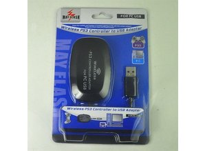 Wireless PS3 Controller to PC USB Adapter
