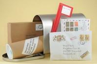 baby's eerste mailbox