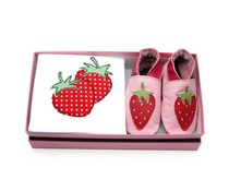 Inch Blue kraamcadeau Strawberries