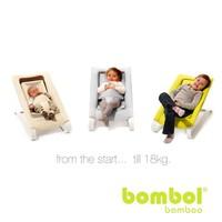Bombol Bamboo wipstoel