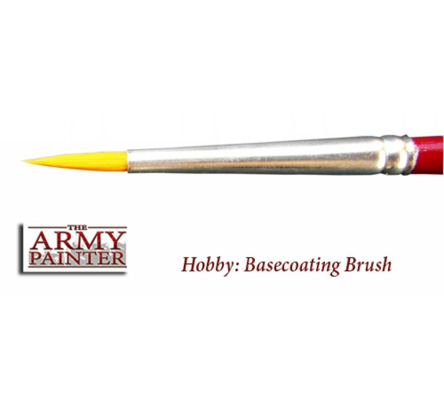Basecoating Brush - BR7003