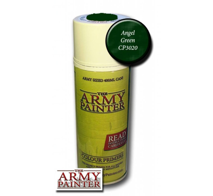 Angel Green - Colour Primer - CP3020