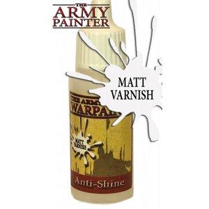 The Army Painter Anti-Shine Matt Varnish - Warpaint - 17ml - WP1103