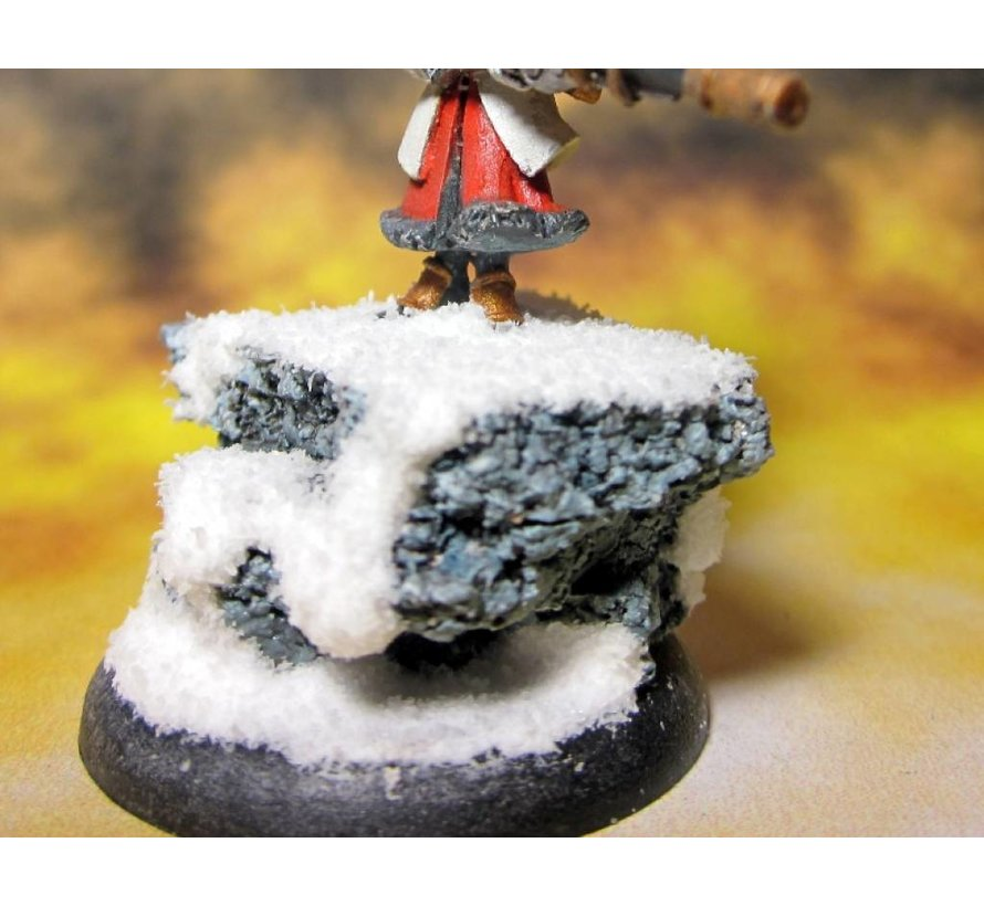 Hobby Round - Snow - GFS027