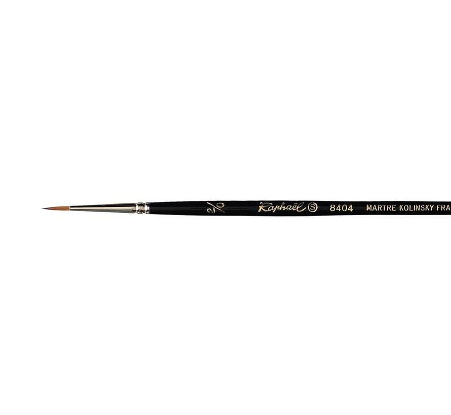 8404 2/0 Kolinsky Sable penseel