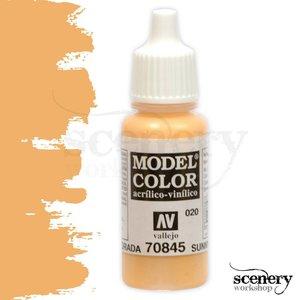 Vallejo Model Color Sunny Skintone - 17ml - 70845
