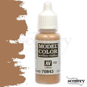 Vallejo Model Color Cork Brown -17ml -70843