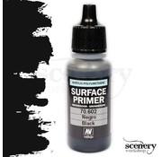 Vallejo Surface Primer Black - 17ml - 70602