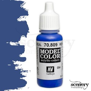 Vallejo Model Color Royal Blue -17ml -70809