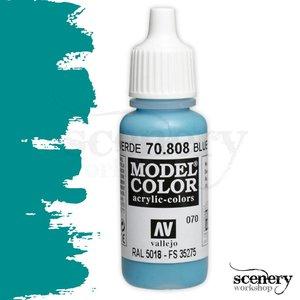 Vallejo Model Color Blue Green - 17ml - 70808