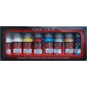 Vallejo Game Color Set Elves - 8 kleuren - 17ml - 72300
