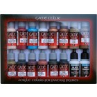 Vallejo Game Color Set Specialist - 16 kleuren - 17ml - 72297