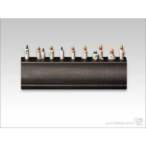 Tabletop-Art Kaarsen set 2x9 - TTA600014