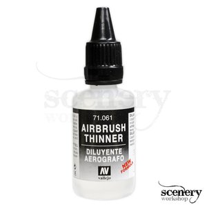 Vallejo Airbrush Thinner - 32ml - 71061