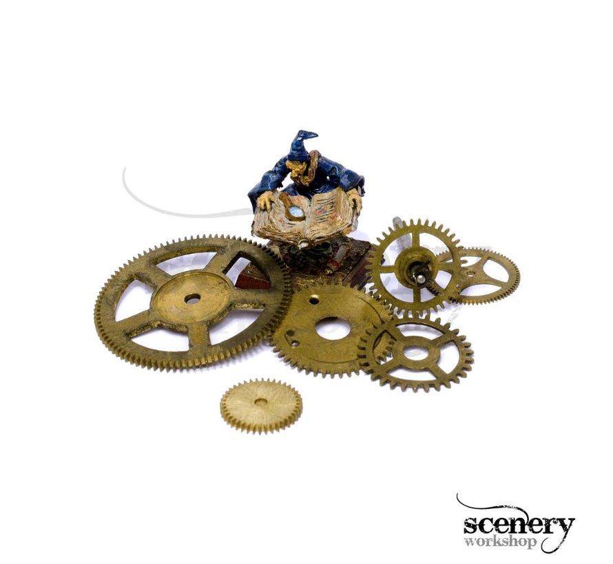 Gear Wheel Set 1900 series - 25gr - CP-ZRD-Set-1900-25g
