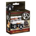 Privateer Press Formula P3 - Iron Kingdoms Colors - P3 Paint - 6 kleuren - 18ml - PIP93006