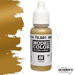 Vallejo Model Color Brass - 17ml - 70801