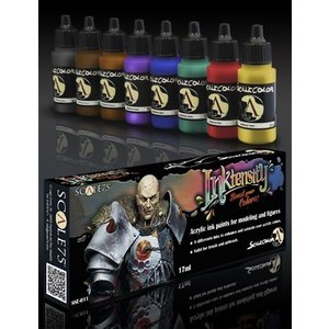 Scale 75 Inktensity - 8 kleuren - 17ml - SSE-011