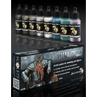 Scale 75 Metal'n Alchemy - Steel metallic paint set - 8 kleuren - 17ml - SSE-009