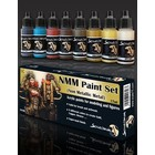 Scale 75 NMM Paint Set Gold and Copper - 8 kleuren - 17ml - SSE-002