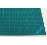 Securit Snijmat groen 3-laags - 22x30cm - 860500/2230