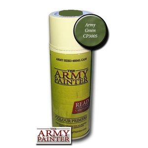 The Army Painter Army Green - Colour Primer - CP3005