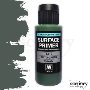 Vallejo Surface Primer Nato Green - 60ml - 73612