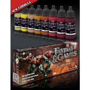 Scale 75 Creatures from Hell - Fantasy & Games - 8 kleuren - 17ml - SSE-014