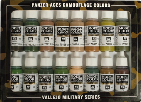 Verf Vallejo Model Colors