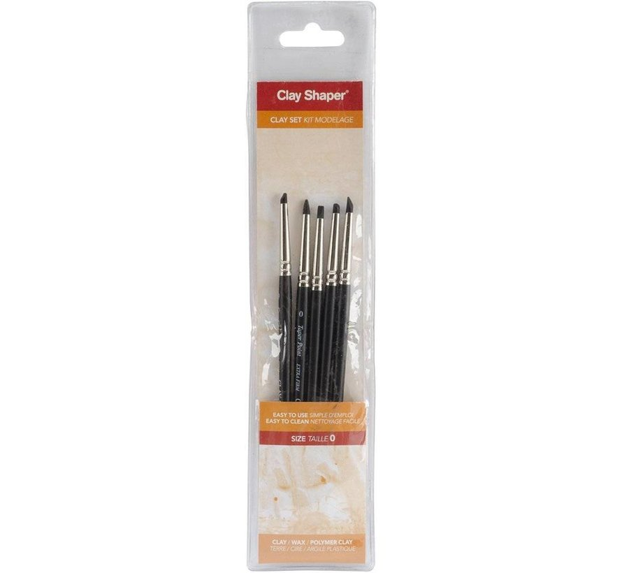 Clay Set size 0 - Extra Firm - 14901